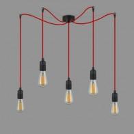 CHOOSE ALL COLOURS! Bulb Attack S5 Spider Pendant Lamps - Cero Basic Uno Plus