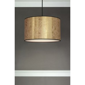Bulb Attack TRES Plisado S1 pendant lamp
