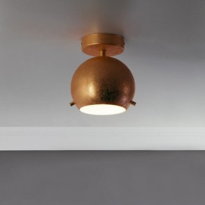 Globe ceiling lamp Sotto Luce MYOO CP 1/C
