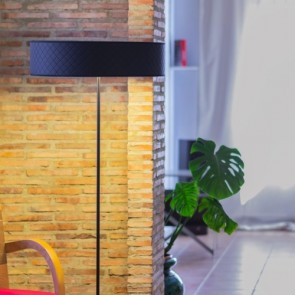 Designer Standing Lamp Bulb Attack TRECE Slim 1/F