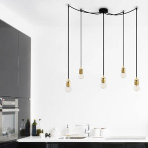 Bulb Attack UNO S5 ceiling lamp