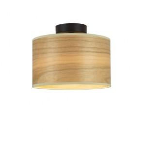 Wooden ceiling lamp Sotto Luce TSURI CP S-XL