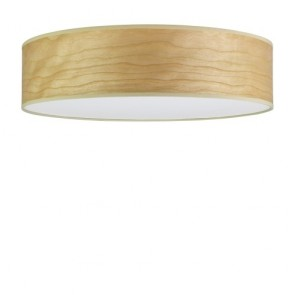 Wooden ceiling lamp Sotto Luce TSURI Elementary
