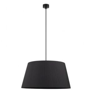 Sotto Luce KAMI XL 1/S black big pendant lamp