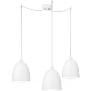 Sotto Luce AWA Elementary 3/S ceiling light fitting