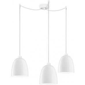 Sotto Luce Awa Elementary 3/S  with opal lamp shade