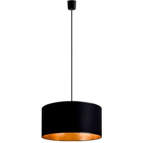 Bulb Attack TRES S1 pendant lamp black & gold