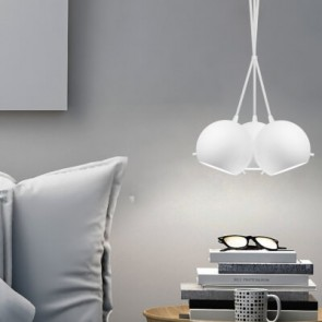 Sotto Luce MYOO Elementary 3B/S ceiling light