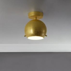Ręcznie zdobiony plafon Sotto Luce MYOO CP 1/C