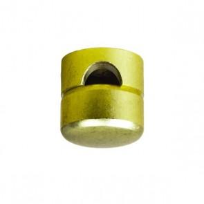 Wieszak sufitowy lub ścienny do mocowania przewodu - wspornik metalowy, dwuczęściowy