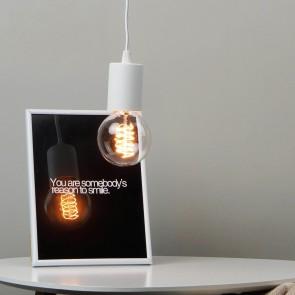 Mini Lampa Wisząca Bulb Attack CERO S1