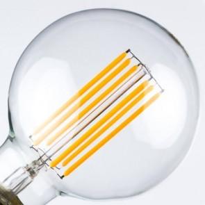 Dekoracyjna żarówka LED w stylu Loft - Globe S E27 4W A+ ściemniana