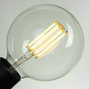 POWER LED XL - duża żarówka dekoracyjna LED w stylu industrialnym