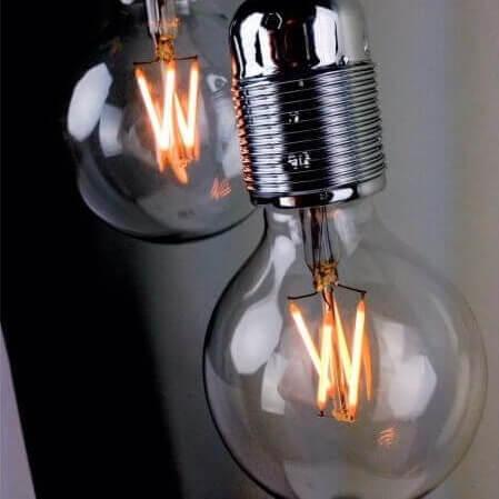 Bulb Attack prezentuje: Dekoracyjna żarówka LED Edisona E27