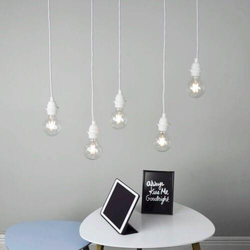 Minimalistyczna lampa w stylu retro Bulb Attack UNO S5