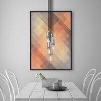 Designerska lampa wisząca Bulb Attack Cero srebro