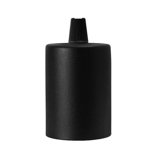 Bulb Attack Cero - czarna oprawka na żarówkę E27