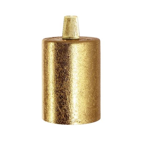 Bulb Attack Cero oprawka na żarówkę E27 z płatkami złota