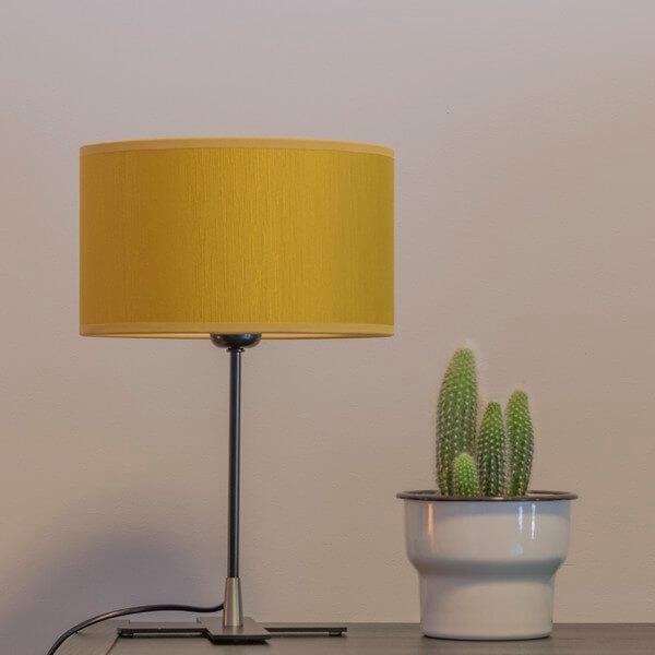 Lampka nocna Bulb Attack Doce 1/T kolor musztardowy