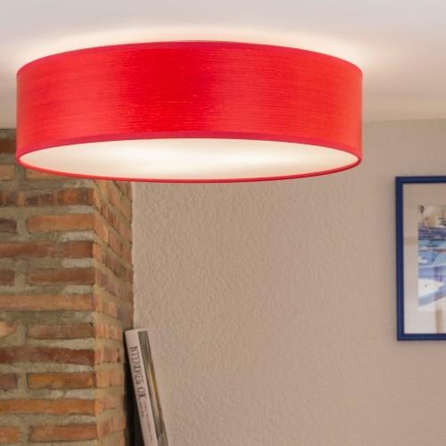 Czerwony plafon Bulb Attack Ocho L/C