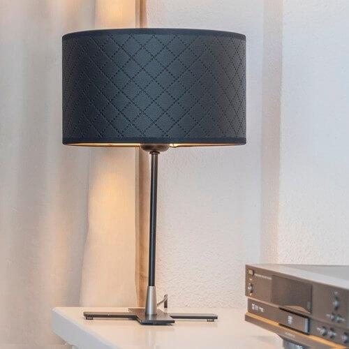 Lampa biurkowa Bulb Attack Trece 1/T czarna