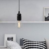 Minimalistyczna lampa wisząca Bulb Attack Uno