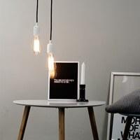 Regulowana lampa Bulb Attack Uno w stylu vintage