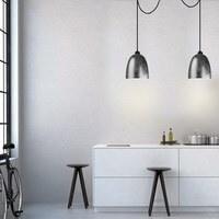 Sotto Luce Awa srebrna oprawa oświetleniowa