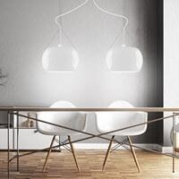 Oprawa oświetleniowa Sotto Luce Momo 2/S opal