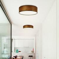 Drewniany plafon Sotto Luce Tsuri orzech
